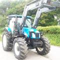 NEW HOLLAND T6040 Elite with Quicke Q55 loader